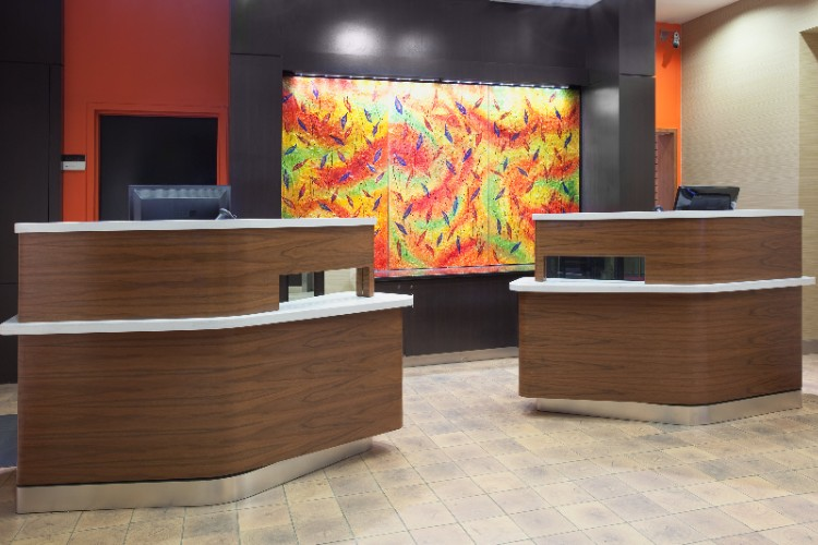 Front Desk 15 of 16