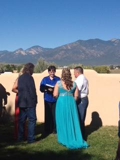 Wedding With A Mountain View! 20 of 27