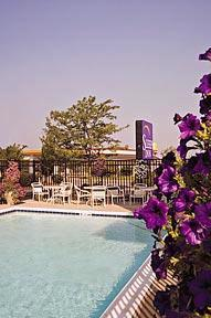 Our Outdoor Seasonal Heated Pool 6 of 11