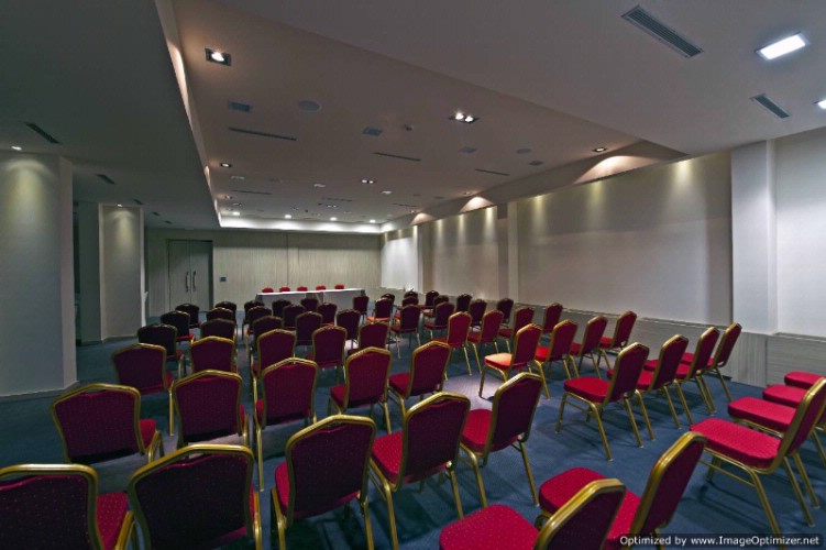 Conference Hall 10 of 12