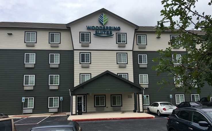 Woodspring Suites Round Rock 1 of 8