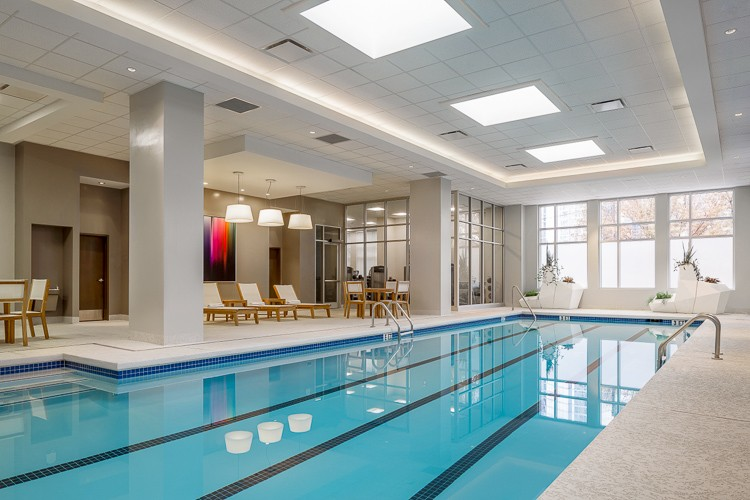 Indoor Heated Lap Pool 13 of 27