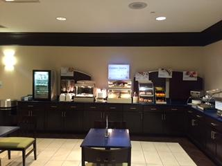 Complimentary Express Start Hot Breakfast Buffet 3 of 7