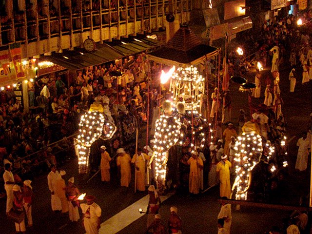 Annual Procession Of The Tooth Relic 30 of 31