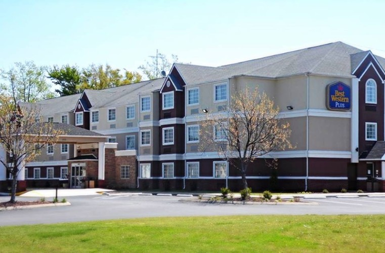 Welcome To The Best Western Plus Elizabeth City Inn & Suites! 24 of 24