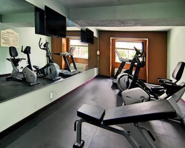 Stay Fit And Be Well With Our Fitness Center During Your Stay! 4 of 24