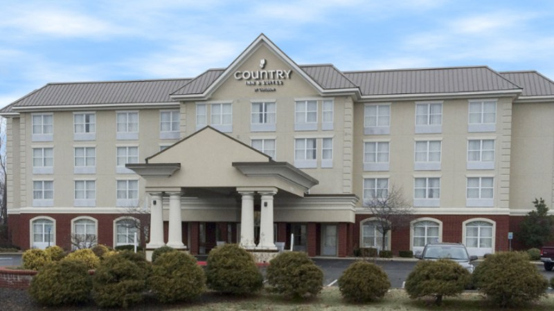 Comfort Inn Evansville East 1 of 8