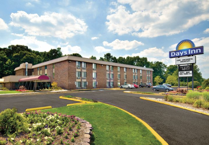 Image of Days Inn of East Windsor