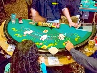 Play Blackjack In Our Lounge & Casino. 5 of 11