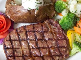 Enjoy A Certified Angus Steak In The Gallery Restaurant. 9 of 11