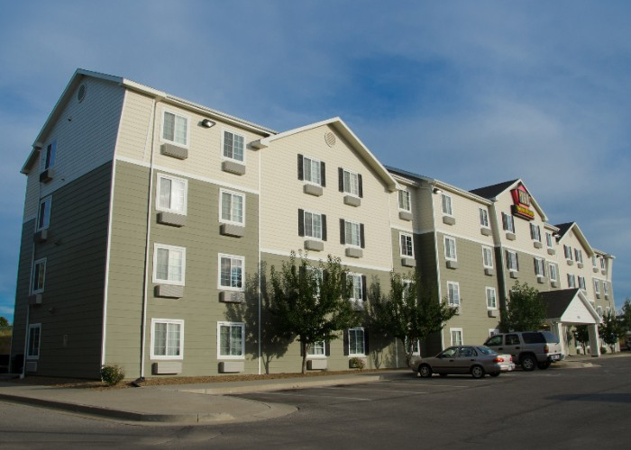 Woodspring Suites Mobile 1 of 9