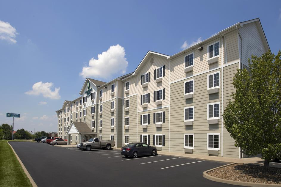 Woodspring Suites Lexington Ky
