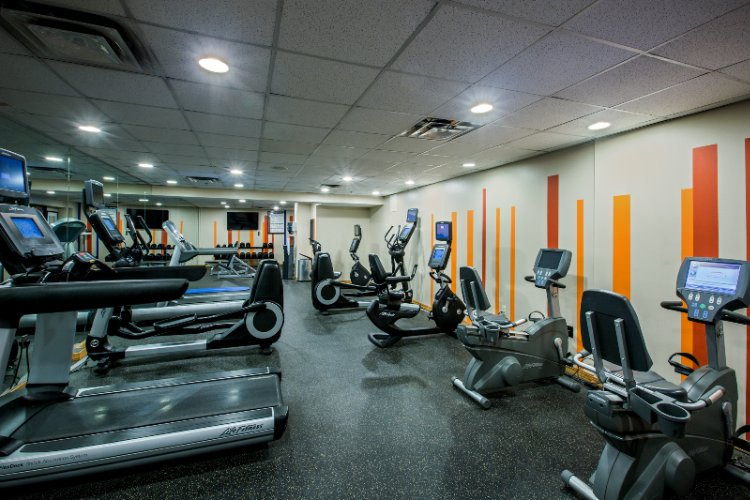 24-Hour Fitness Center 14 of 22