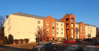 Image of Fairfield Inn Evansville West