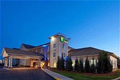Image of Holiday Inn Express Columbus South East.