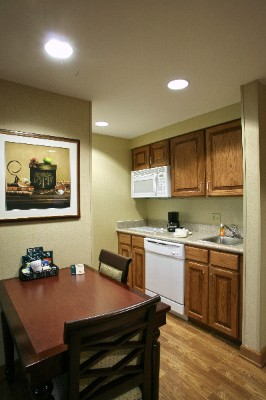 Fully Equipped Kitchen In Each Suite 4 of 10