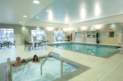 Indoor Pool With Whirlpoo/hot Tub 6 of 10