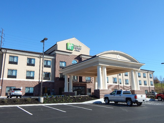 Holiday Inn Express & Suites Washington Meadow Lands 1 of 6