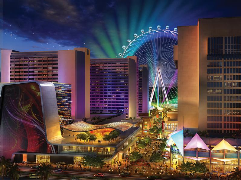 The Linq Hotel 3535 Las Vegas Blvd South Nv 89109