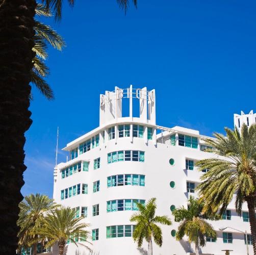 Albion Hotel  James Ave Miami Beach Fl