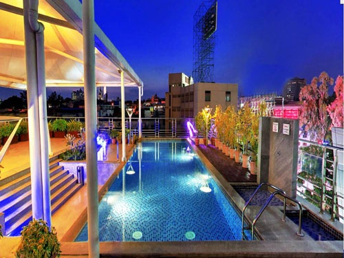 Iris The Business Hotel & Spa