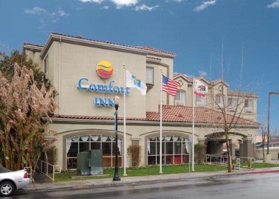 Comfort Inn San Jose Front Building 3 of 21