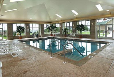 Natural Light Indoor Pool 9 of 11