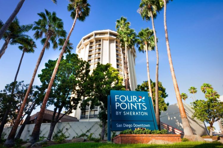 Four Points by Sheraton Downtown San Diego 1 of 15