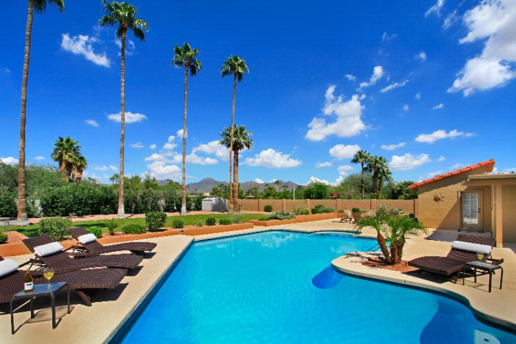 Arizona Vacation Rental Scottsdale 101 1 of 16