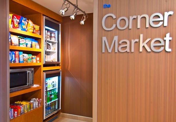 Grab A Snack Beverage On The Go. Our Corner Market Has Everything You Need And More. 3 of 17