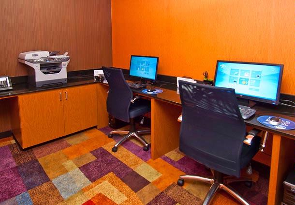 Our 24-Hour Business Center Is Open And Available To Help Keep You Productive While On The Road. 4 of 17
