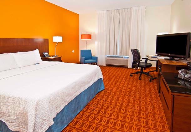 Our King Room Have Everything You Need For An Enjoyable Stay. All Rooms Have Refrigerators. 6 of 17