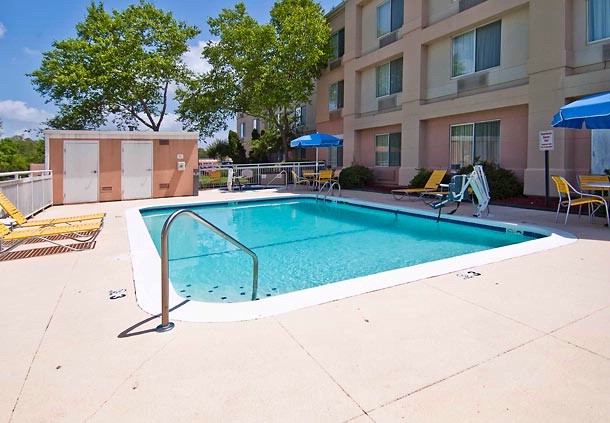 Our Outdoor Pool Makes For A Relaxing Stay. 7 of 17