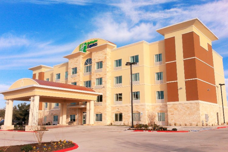 Holiday Inn Express Temple Medical Center 1 of 10