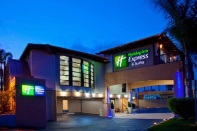 Holiday Inn Express & Suites Solana Beach Del Mar 1 of 10