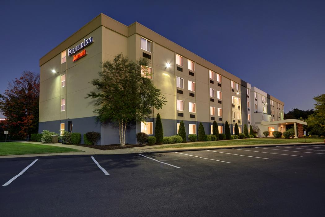 Image of Fairfield Inn by Marriott Wallingford