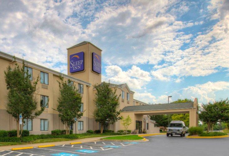 Sleep Inn Rockville 2 Research Court Rockville MD 20850