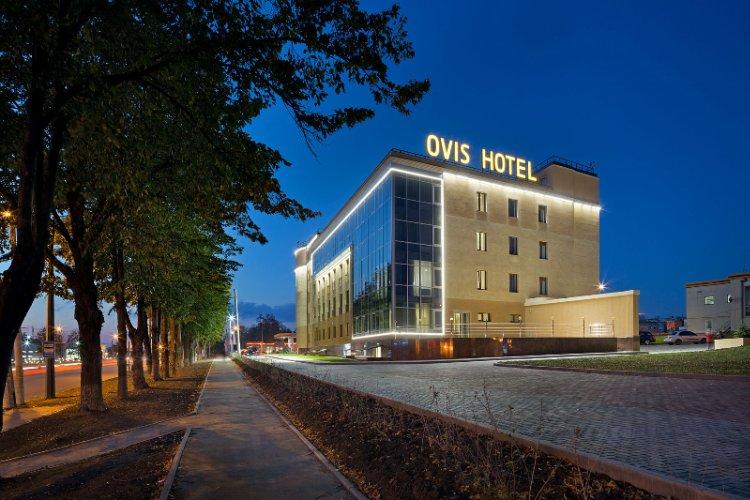 Ovis Hotel 1 of 18