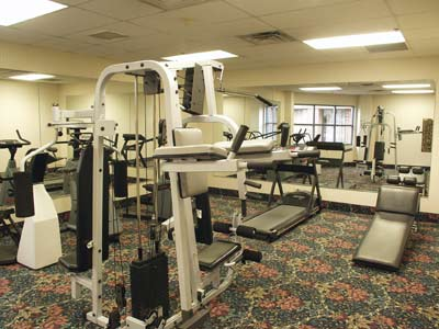 Complimentary Exercise Facility 4 of 25