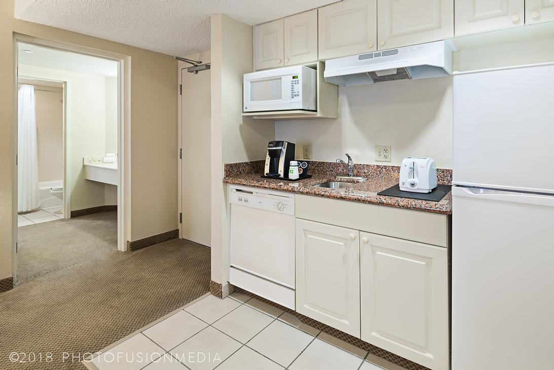 Kitchenette Area In Suites 7 of 9