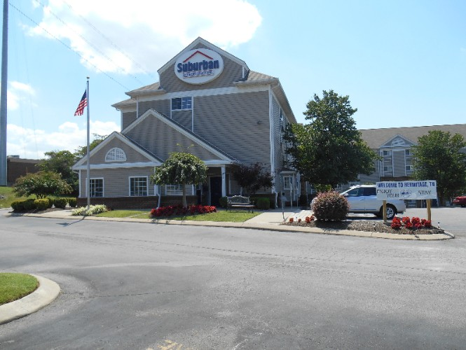 Suburban Extended Stay Hotel 3910 Central Pike Hermitage Tn 37076
