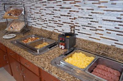 Complimentary Free Hot Breakfast Served Daily 7 of 16
