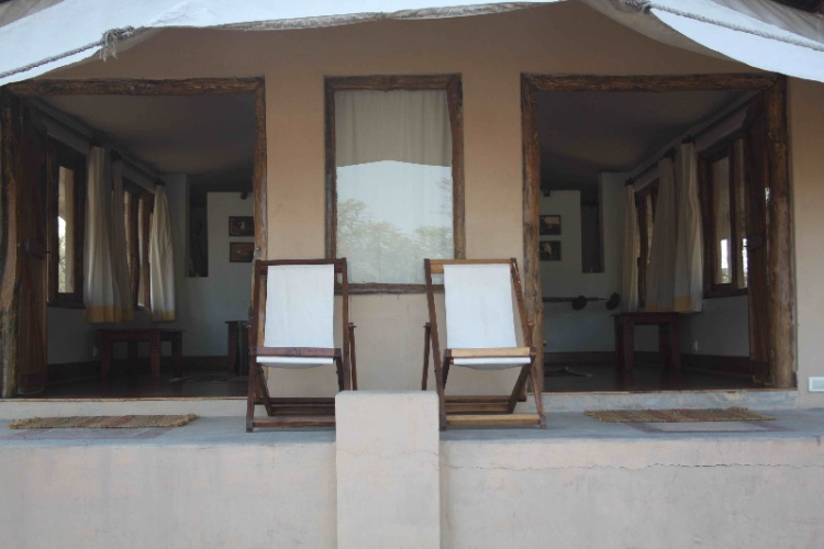 Sitting Area In Front Of Private Bungalow 14 of 21