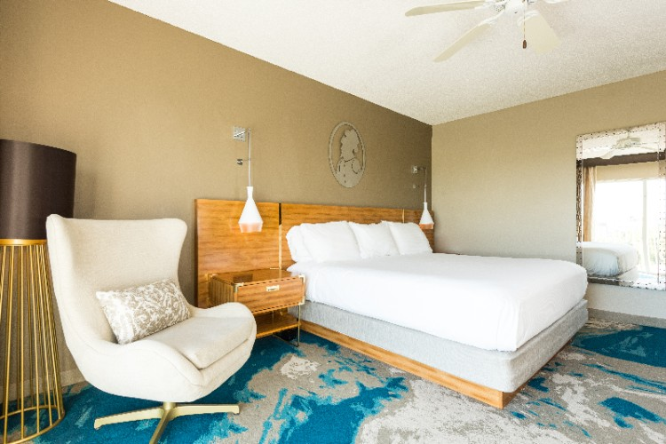Deluxe King Bed Guest Room 3 of 13