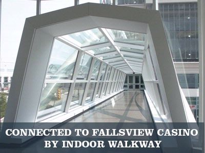 Fallsview Casino Walkway Connect To Our Property 8 of 11