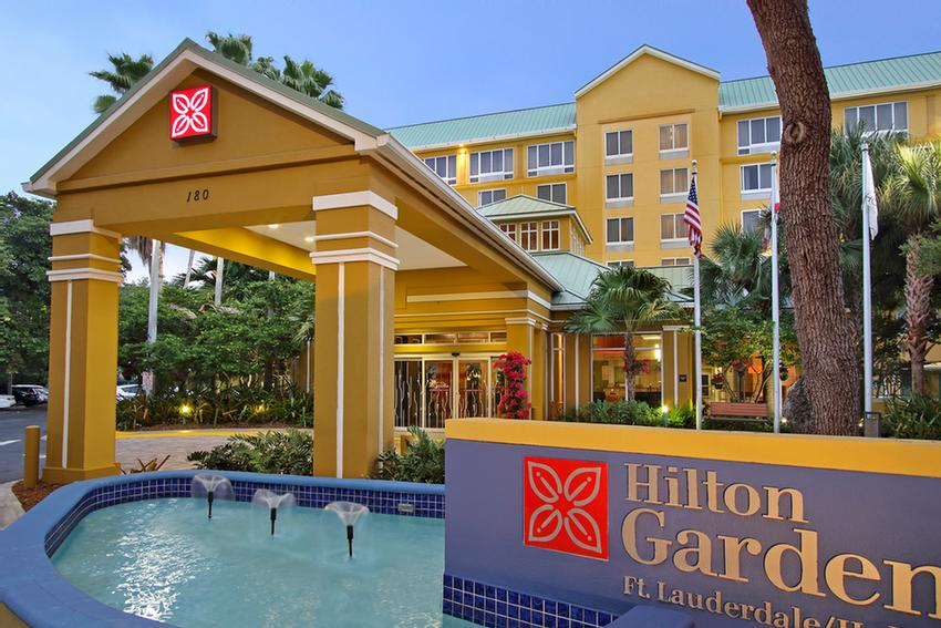 Image of Hilton Garden Inn Fort Lauderdale / Hollywood Airp