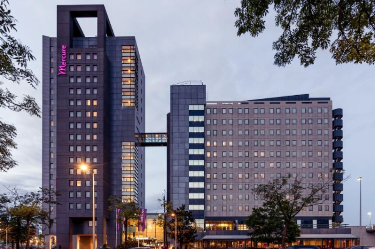 Mercure Hotel Amsterdam City 1 of 16
