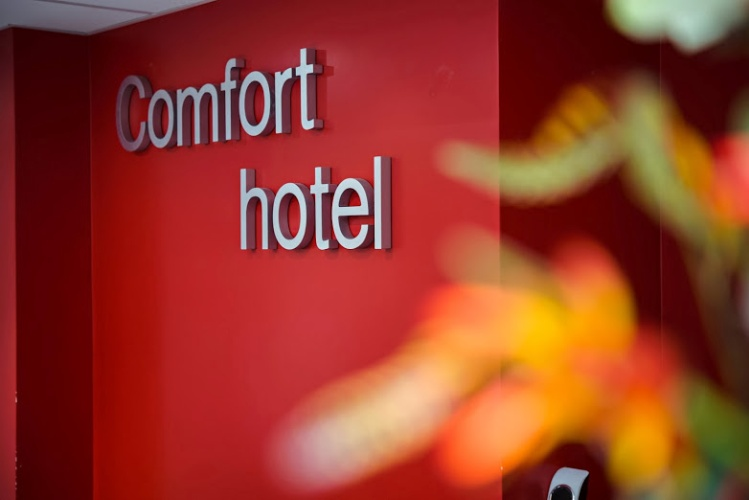 Comfort Hotel Champigny Sur Marne 1 of 12