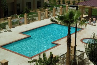 Enjoy An Outdoor Pool As Well As Many More Amenities At Our Santa Clarita Hotel 7 of 11