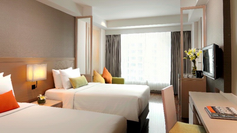 Courtyard By Marriott South Pattaya-Superior Twin Bed 5 of 9